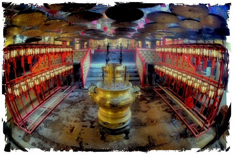 Man Mo Temple II