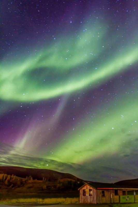 Aurora Borealis 1277