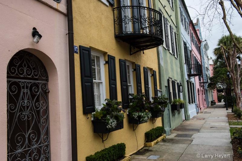 Building in Charleston, South Carolina