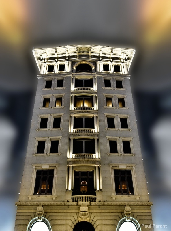 The Hong Kong Hotel