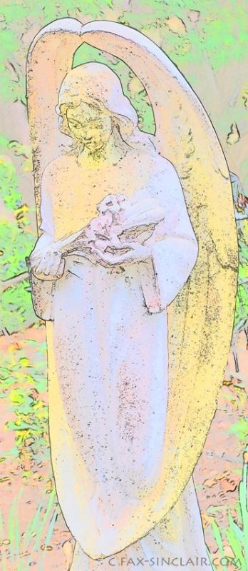 Compasionate Angel