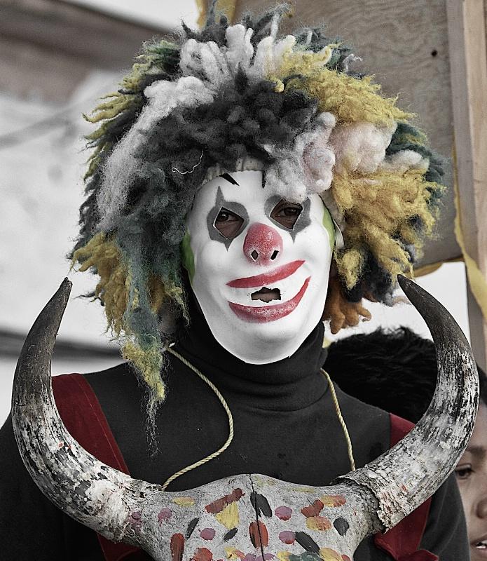 Weird Clown