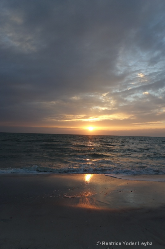 Naples FL  Sunset low 2014