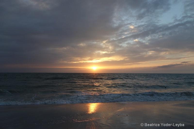 Naples FL Sunset 2014