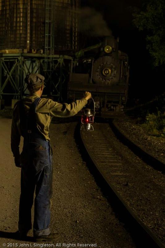 Signaling the Locomotive