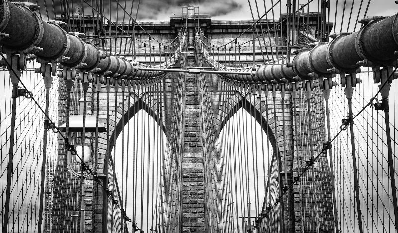 Brooklyn Bridge Superstructure