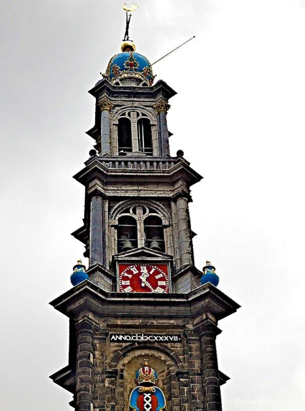 Westerkerk Church Tower