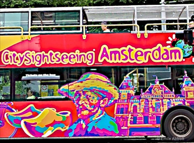 Sightsee Amsterdam
