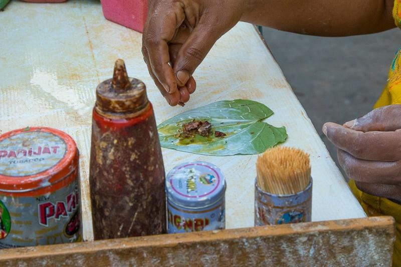 Street treats in Yangon