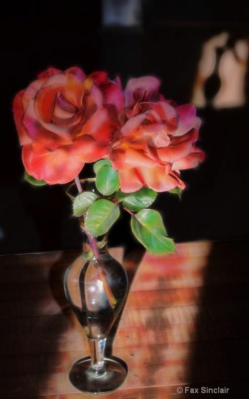 Picassos Roses