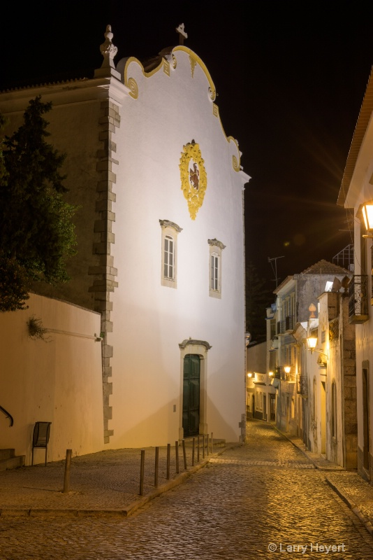 Night Time in Portugal