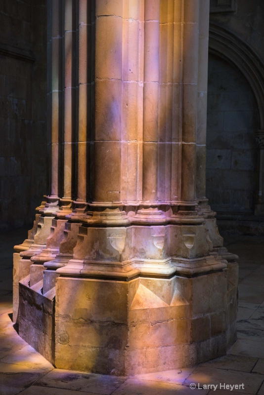 Ancient Column in Portugal
