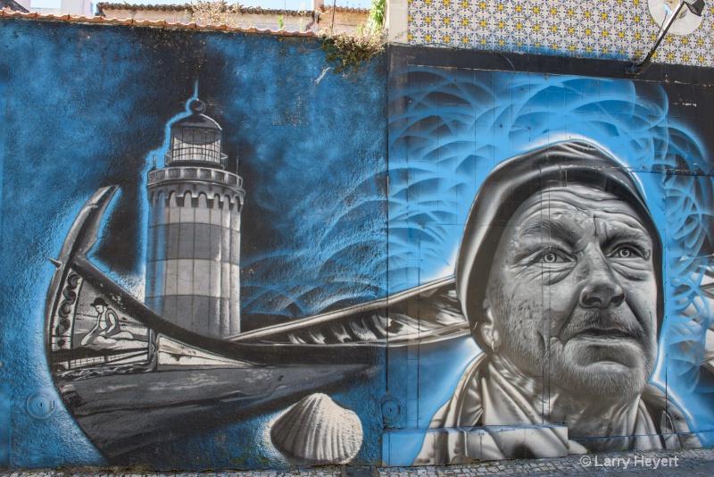 Wall Art in Portugal