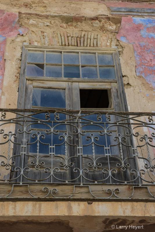 Old Balcony in Portugal