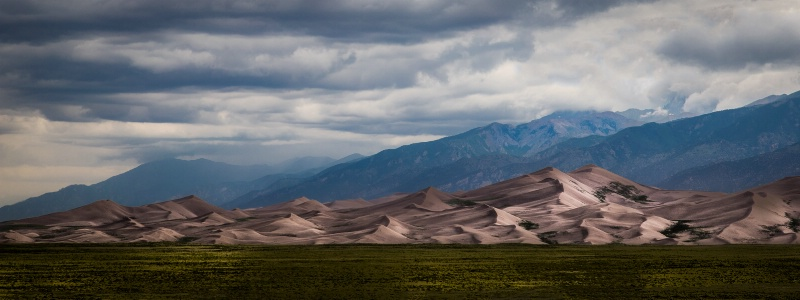Great Sand Dunes, NP