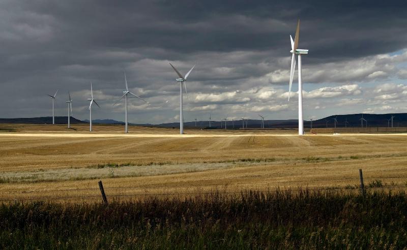 Prairie Wind Catcher