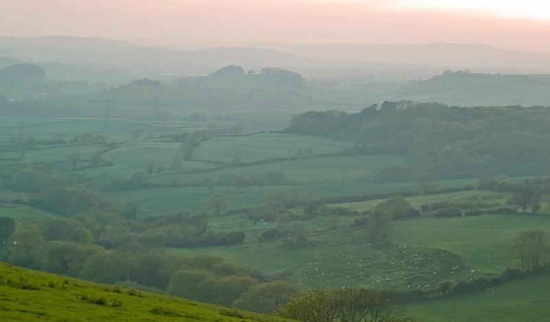 Eggardon mists