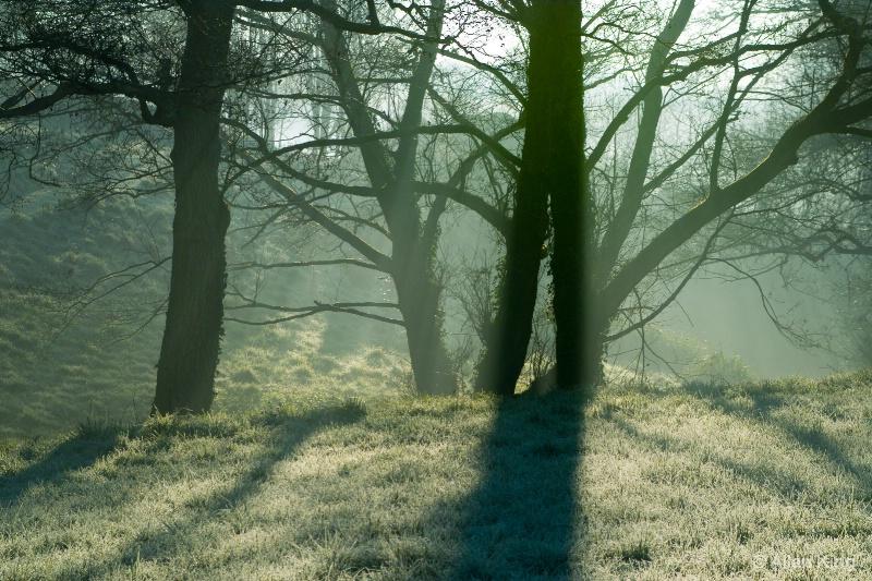 Brit Valley in Winter