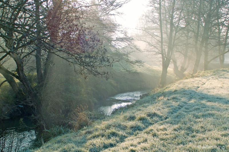 River Brit in Winter