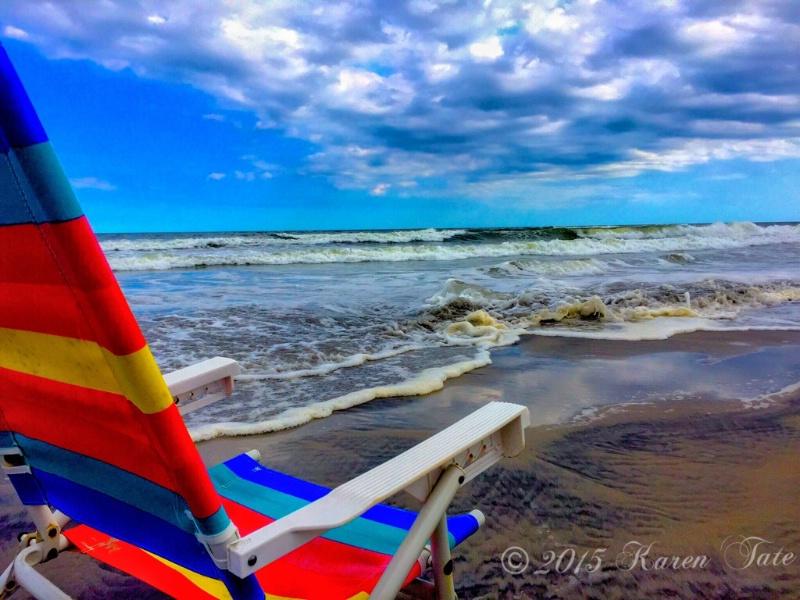 My Beach Chair!