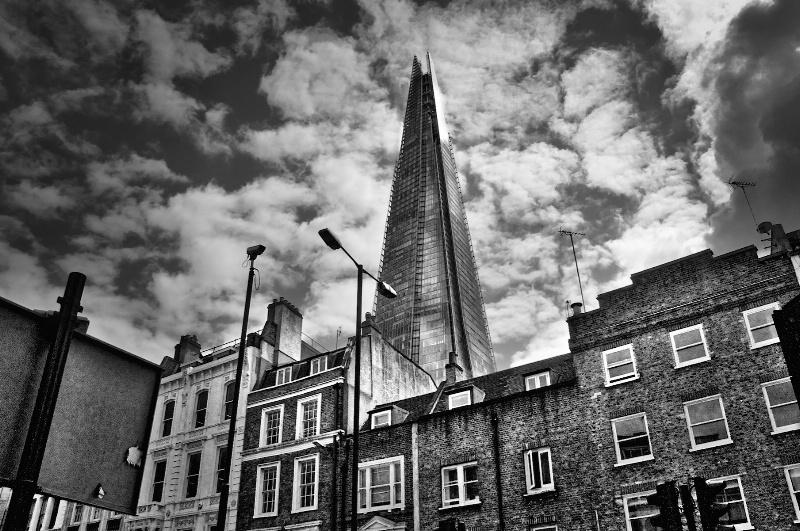 New London amongst old Bricks