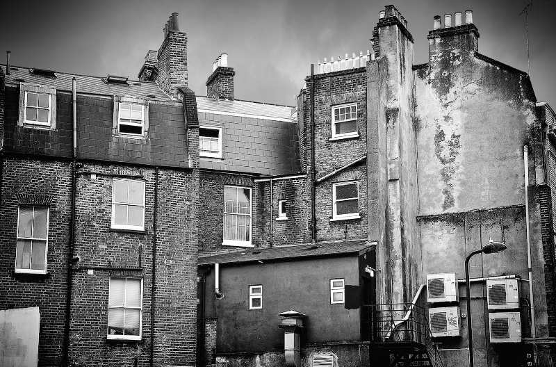 Decaying East London
