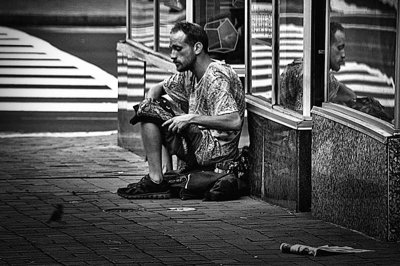 Homeless in Georgetown