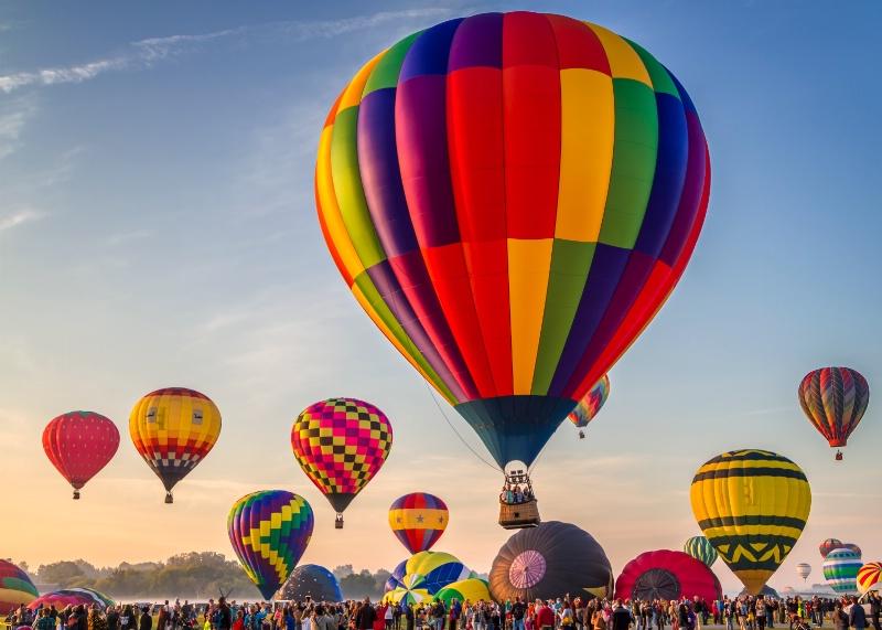 Adirondack Balloon Fest  4549