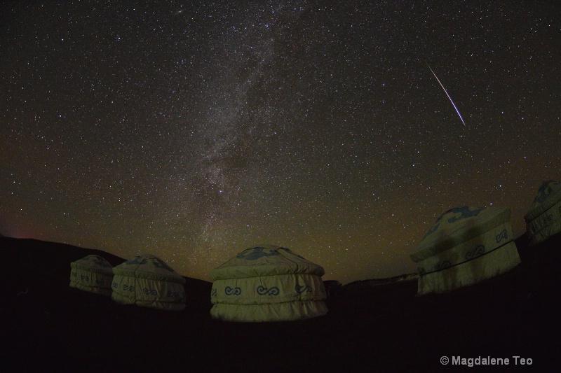 Meteor MW in Inner Mongolia