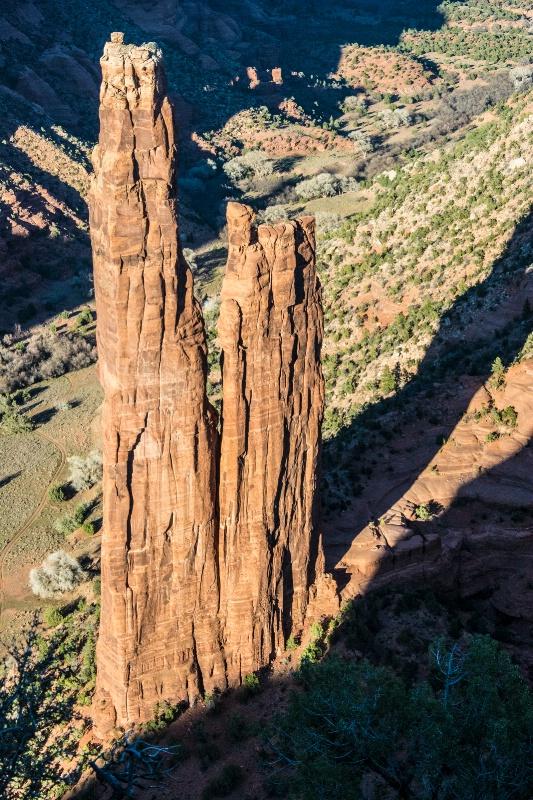 bw-canyon de chelly-1059