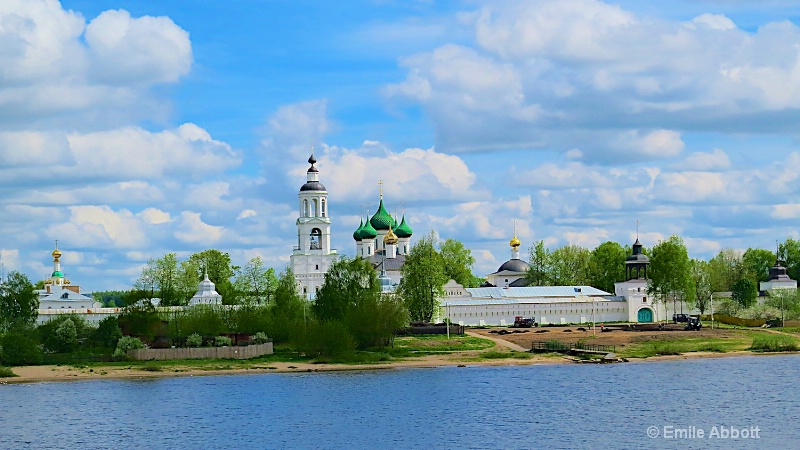 Tolga Monastery and Convent