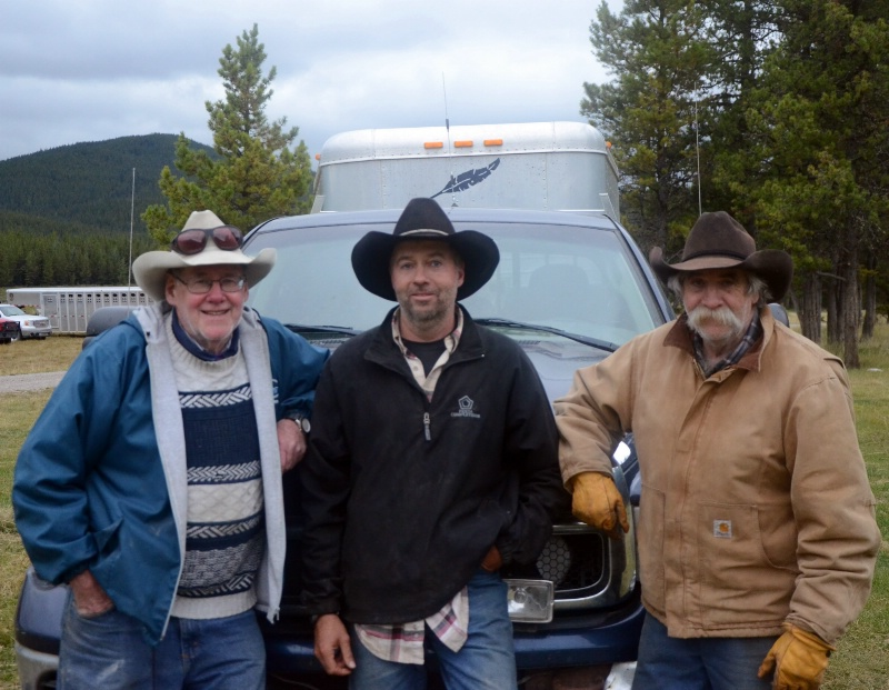 Doug, Justin, and Terry