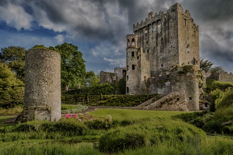 Blarney Castle 2_1842