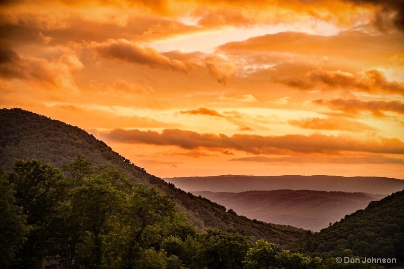 Mountain Gap Sunset 7-17-15 328