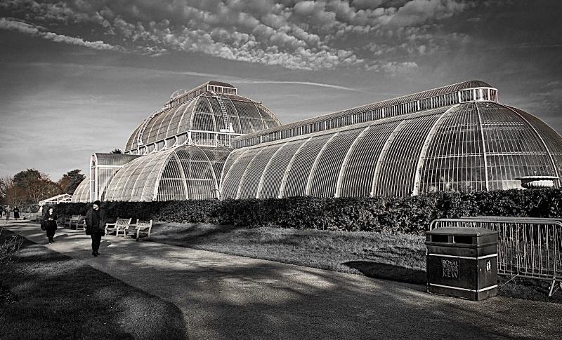 Kew Gardens Greenhouse