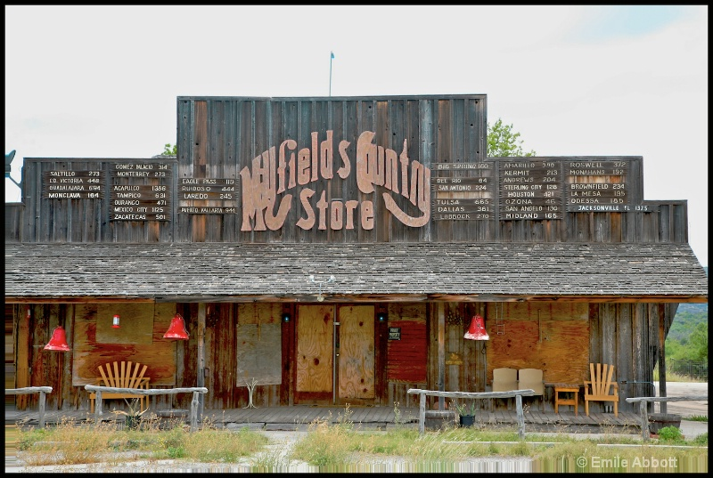 Mayfield's Country Store