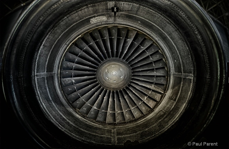 The Airplane Engine