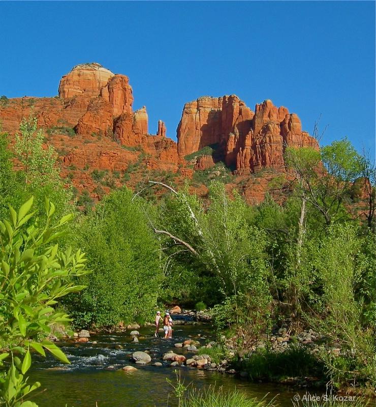 Sedona Arizona - Red Rocks  Arizona