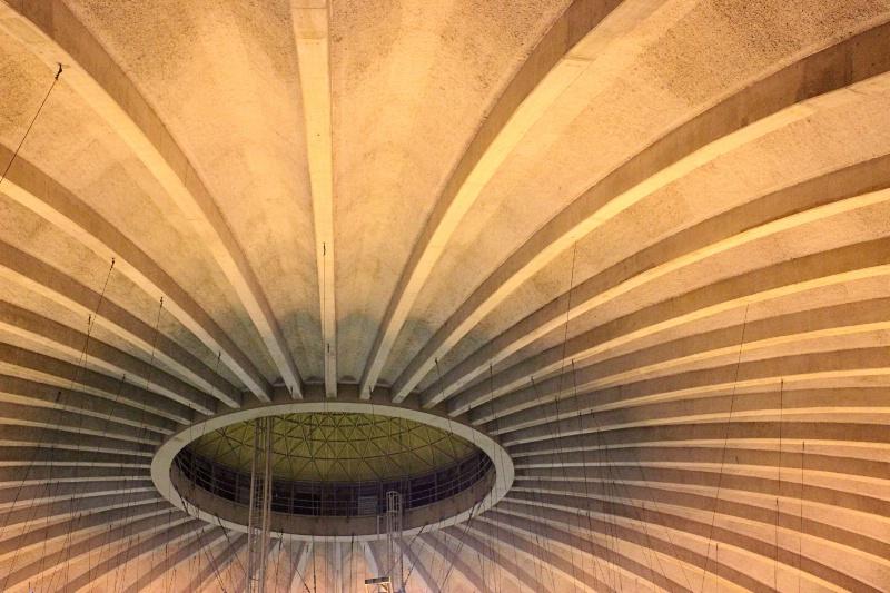 Coliseum Ceiling