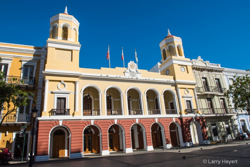Historic District, San Juan, Puerto Rico