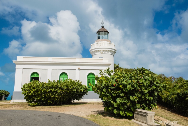 Lighthouse in Puerto Rico