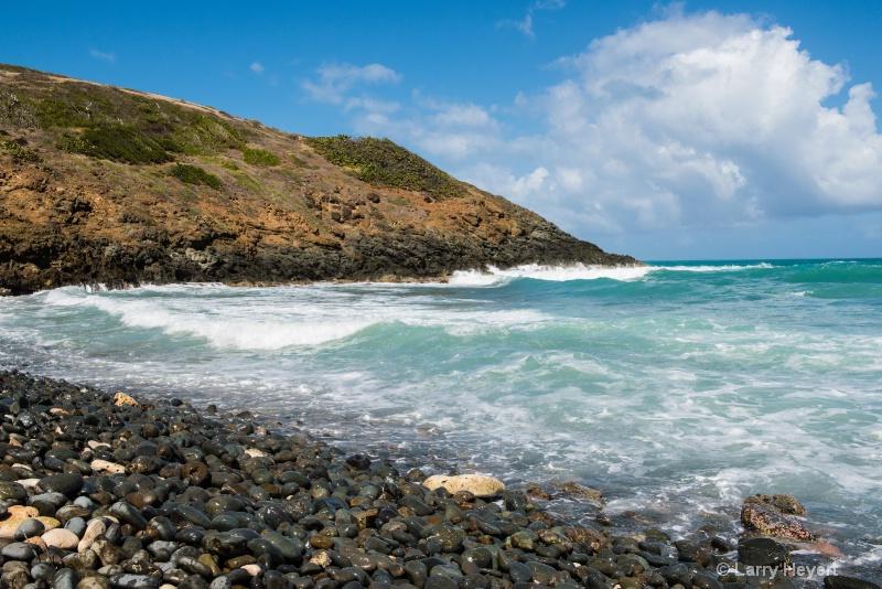 Puerto Rico's Coastline