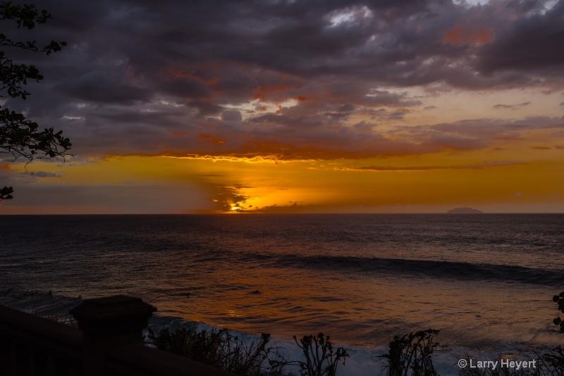 Sunset- Rincon Beach, Puerto Rico