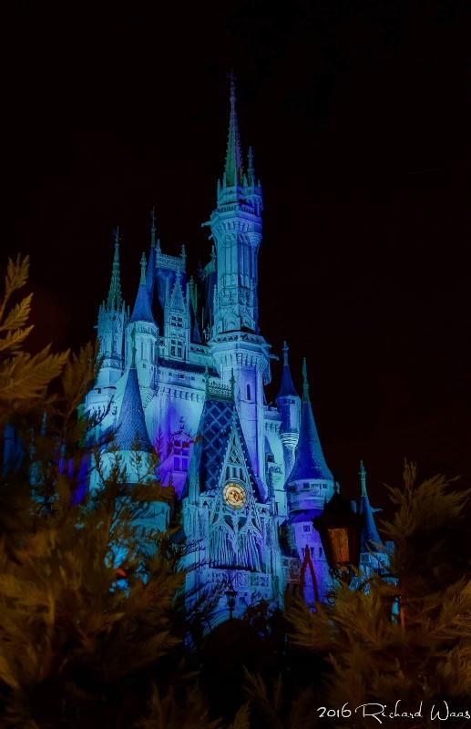 My Blue Castle