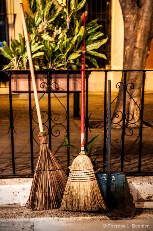 Swept away at Mazatlan Plaza