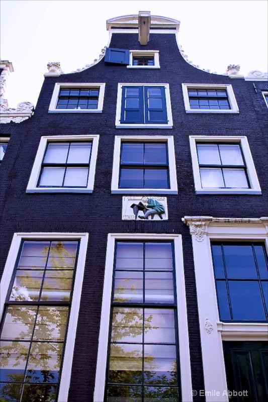 Fred Thomas House, Amsterdam