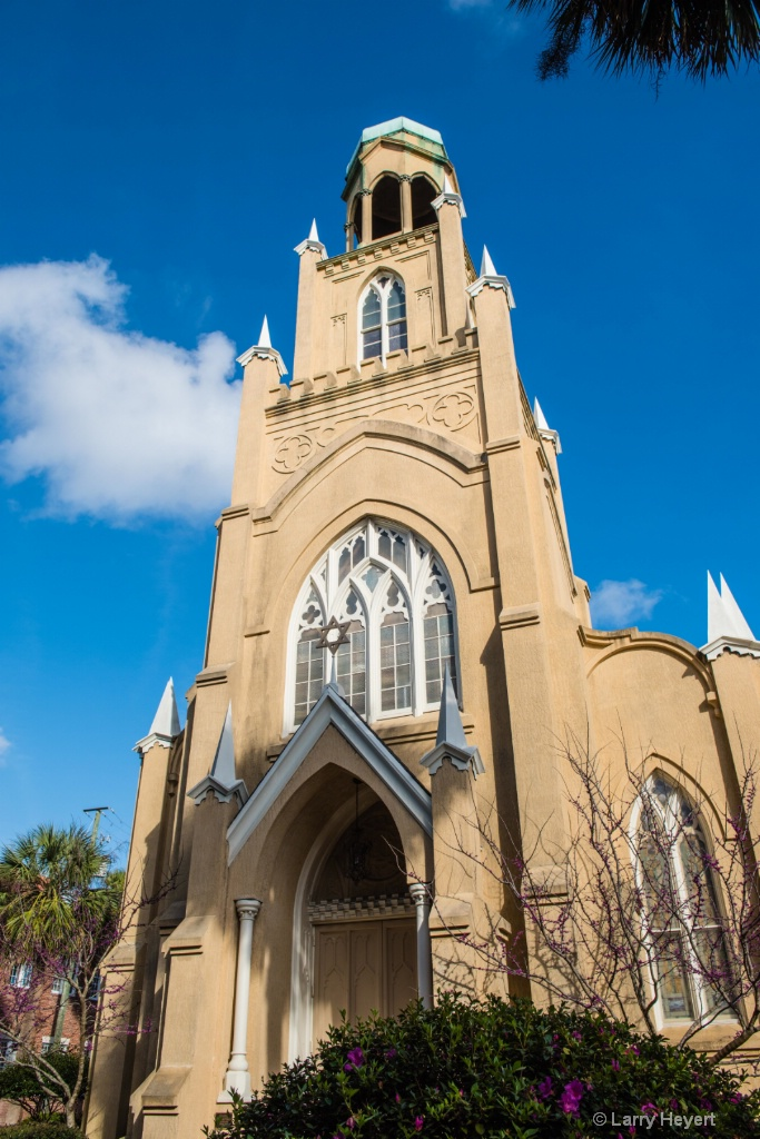 Congregation Mikve Israel, Savannah, Georgia
