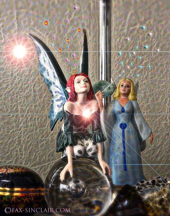 Fairies Sparkle