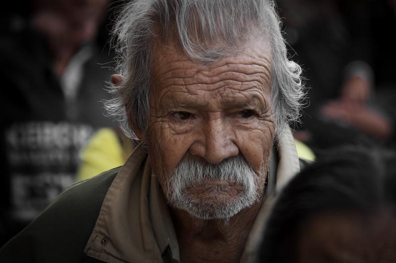 Aged Pedestrian
