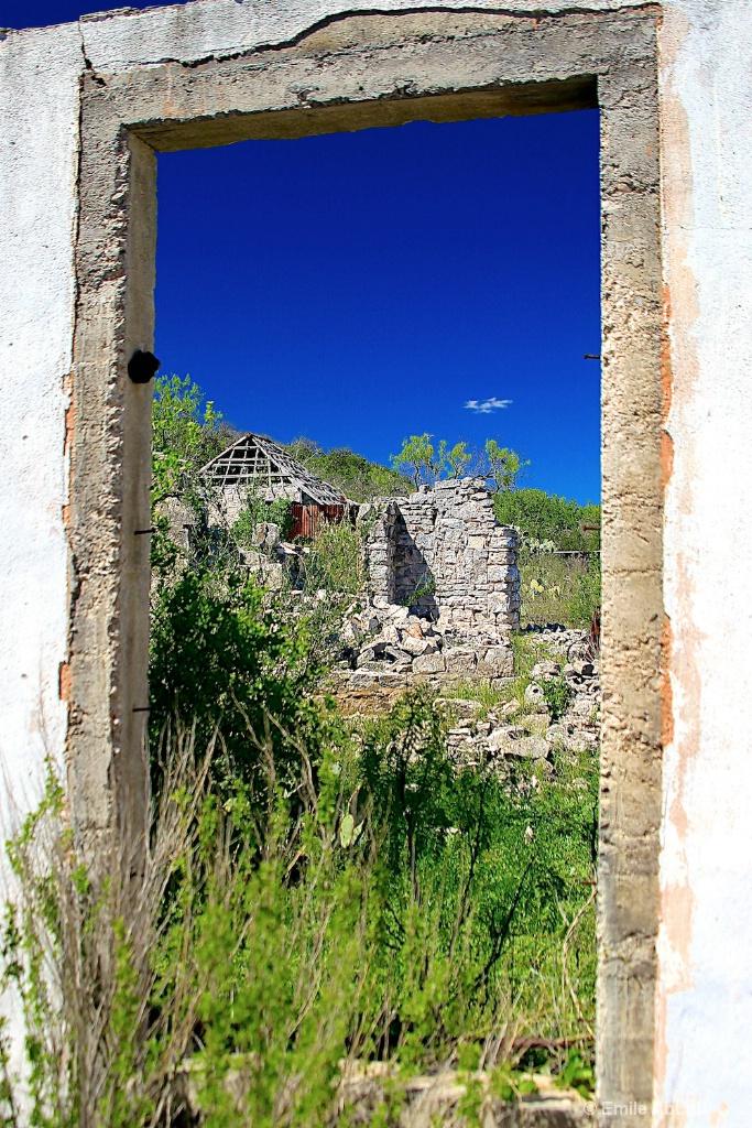 Framed Ruins